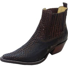Bota Vimar Boots Anaconda Rust Café