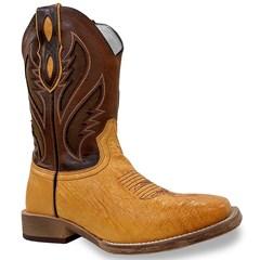 Bota Vimar Boots Avestruz Whisk/Atlanta Caramelo 81268