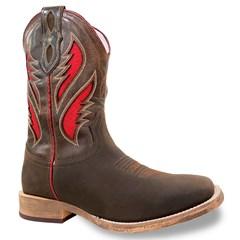Bota Vimar Boots Crazy Horse Café/Atlanta Brown 81277
