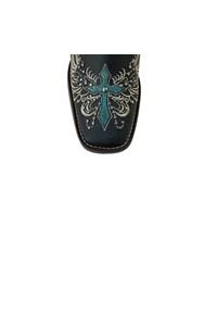Bota Vimar Boots Fossil Preto/ Fossil Preto 13121