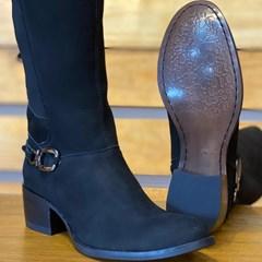 Bota Vimar Boots Montaria Nobuck Preto 14078