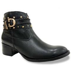 Bota Vimar Boots Preto 12045