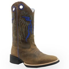 Botas Mexican Boots Mad Dog Tab 82011