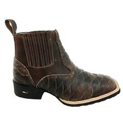 Botina Mr. West Boots Escamada Mamute Tab 70593