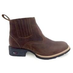 Botina Mr. West Boots Fóssil Tab 69193