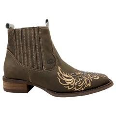 Botina Vimar Boots Dls Brown 12176