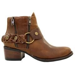 Botina Vimar Boots Dls Taupe 12166