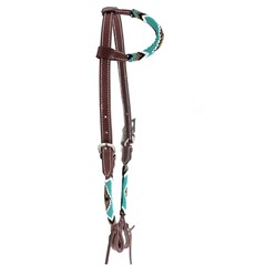 Cabeçada Boots Horse 1 Orelha c/ Miçanga 3893