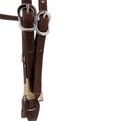 Cabeçada Montana Ranch Testeira 6005-COR 01