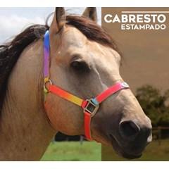 Cabresto Boots Horse Nylon Colorido BH-67