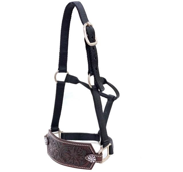 Cabresto Boots Horse Nylon/Focinheira Couro 6466