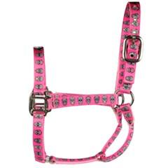 Cabresto Boots Horse Nylon Pink Estampado BH-67