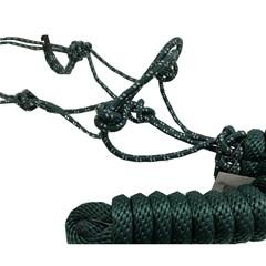 Cabresto Partrade de Nylon Verde Escuro 706007