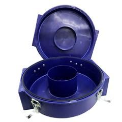 Caixa KD Equestrian Importada Para Laço Azul KD174
