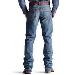 Calça Ariat Importada Jeans Manchado M2 Relaxed 10008398