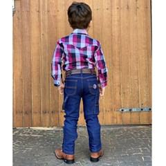 Calça Bill Way Infantil Carpinteira 249