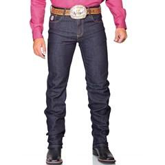 Calça Bill Way Jeans Escuro 655