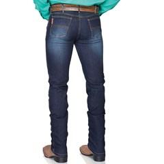 Calça Bill Way Jeans Escuro 665