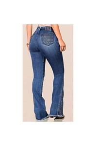 Calça Buphallos Jeans Boot Cut 3625