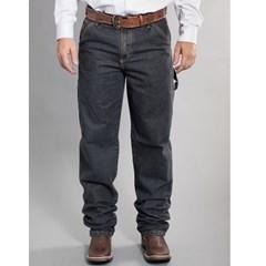 Calça Dock's Black Carpenter Jeans Black 2553