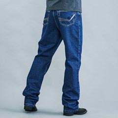 Calça Dock's Black Jeans 2472