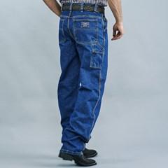 Calça Dock's Blue Carpenter Jeans Stone 1389