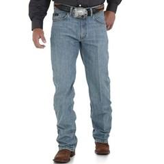 Calça Jeans Wrangler 20X Competition Azul Claro 01MWXLB