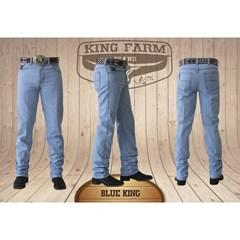 Calça King Farm Blue King/ Original Fit KF-Blue