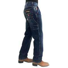 Calça Mexican Jeans Carpinteira Lixada MXH0071TG-LIXADA