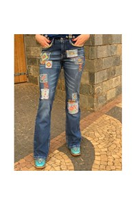 Calça Miss Country Desafio 677