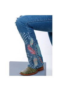 Calça Miss Country Freedom 310