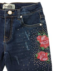 Calça Miss Country Infantil Lucky 028