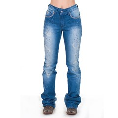Calça Zenz Western Be Loved ZW0318007