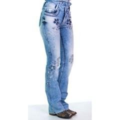 Calça Zenz Western Jeans Spring Blue ZW0471