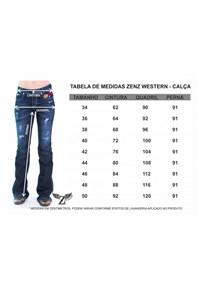 Calça Zenz Western Joy ZW0418043