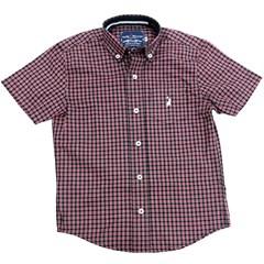 Camisa Austin Infantil Xadrez 13646-MOD01