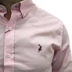 Camisa Austin Western Rosa Claro AT-CM-ML02