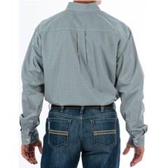 Camisa Cinch Importada Estampado MTW1104708-BLU