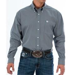 Camisa Cinch Importada Estampado MTW1104709-BLU