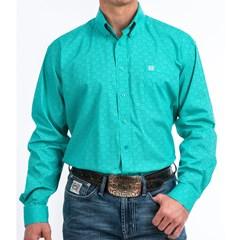 Camisa Cinch Importada Estampado MTW1104812-TUR