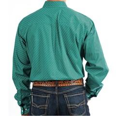 Camisa Cinch Importada Estampado MTW1104813-TUR