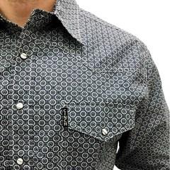 Camisa Cinch Importada Floral MTW1312028-TEA