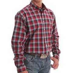 Camisa Cinch Importada Xadrez MTW1105040-RED
