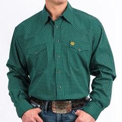Camisa Cinch Importado Estampado MTW1682008-TUR