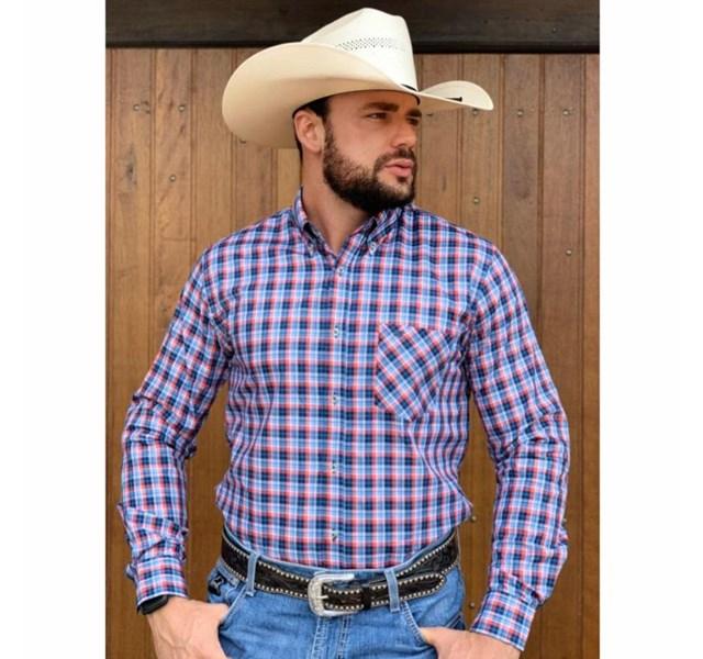 Camisa King Ranch KR-ML-01