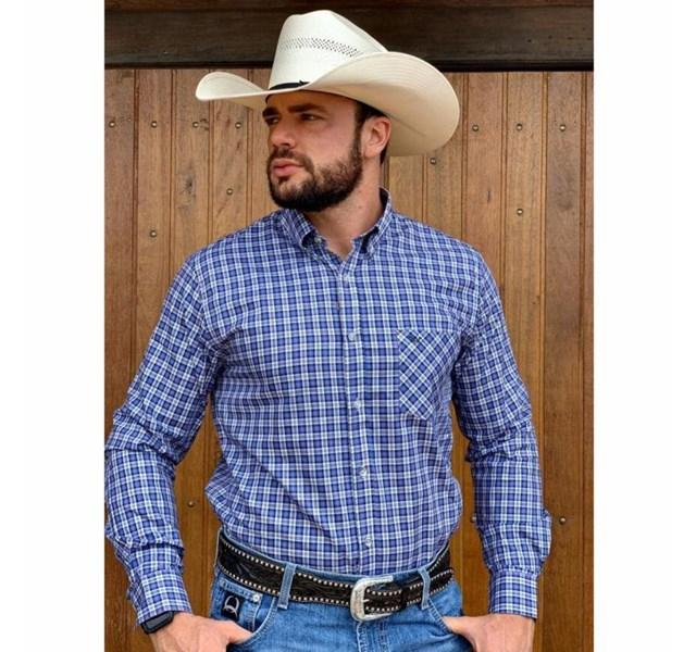 Camisa King Ranch KR-ML-02