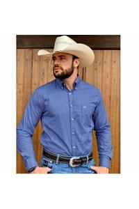 Camisa King Ranch KR-ML-03