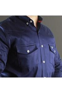 Camisa Marruco Azul Marinho CM0016
