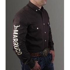 Camisa Marruco Marrom CM0020