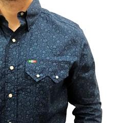 Camisa Mexican Shirts 0062-09-MXS
